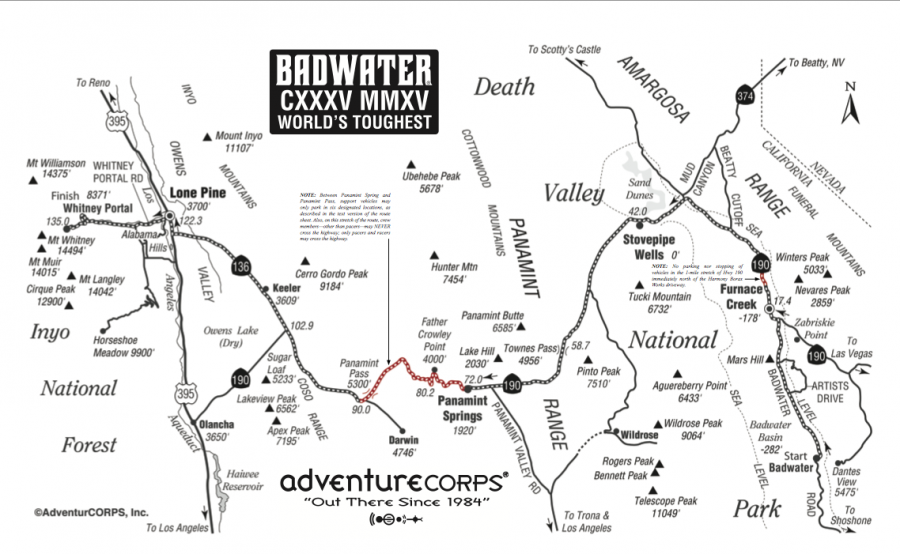 Badwater135_2015map