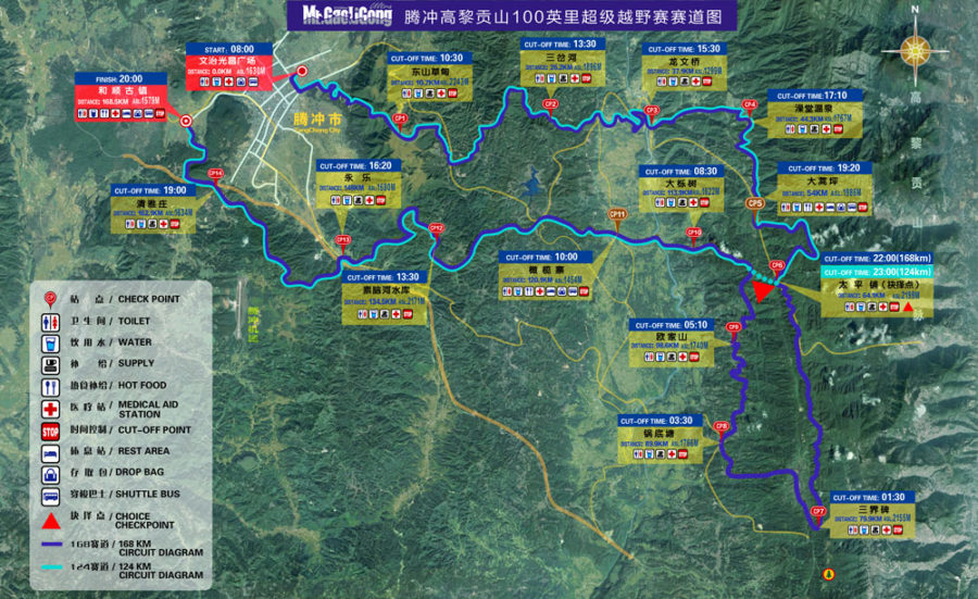 168kmcoursemap