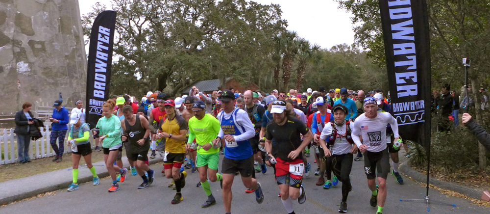 NEW YEAR'S AT CAPE FEAR:12- and 24-Hour Race and Running Party